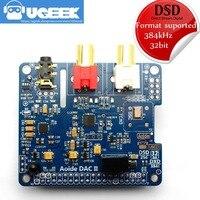 Aoide UGEEK DAC II Hifi Sound Card ES9018K2M 384 KHz 32 Bit High Resolutio DSD Format