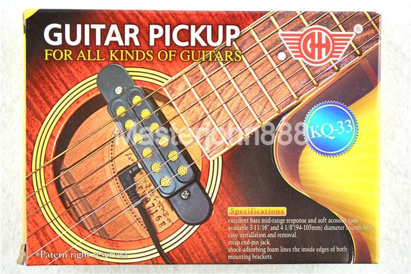 KQ-33 ակուստիկ կիթառի պիկապի - Երաժշտական գործիքներ - Լուսանկար 5