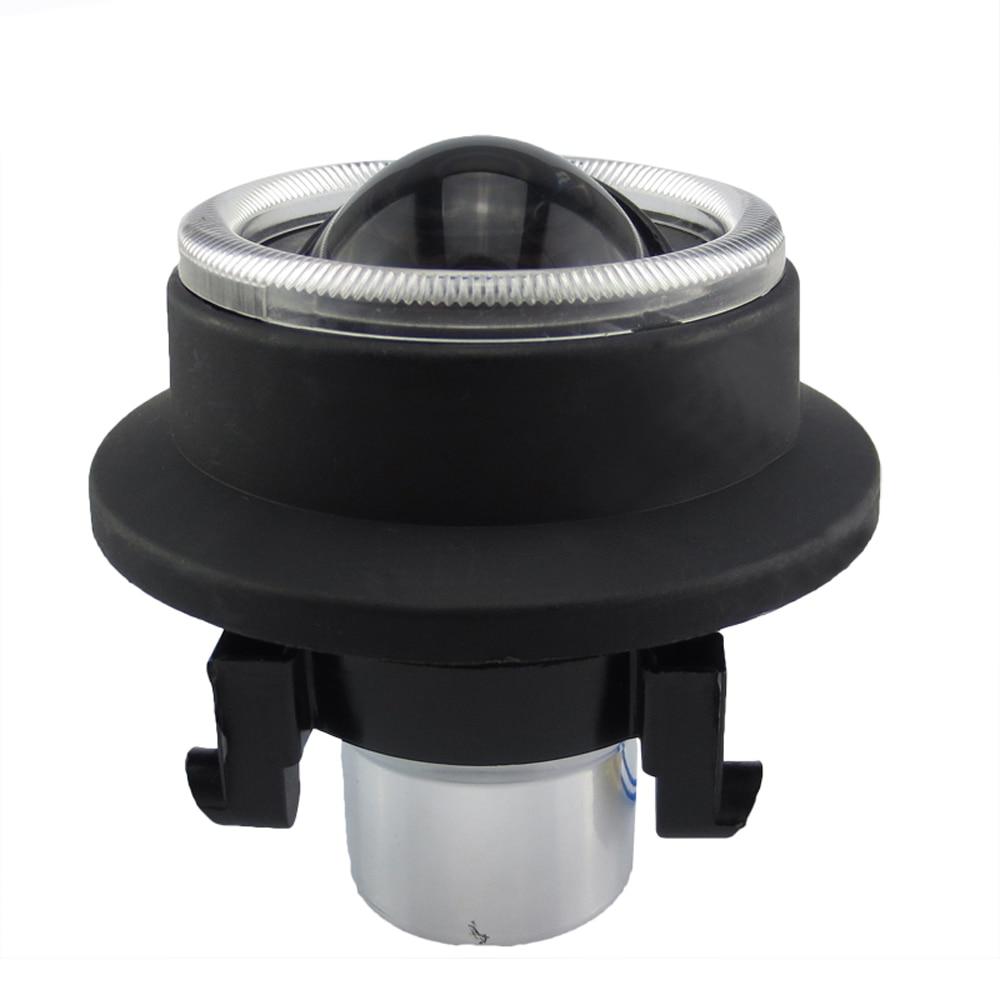 HID Bi-xenon Halogen Bifocal high low beam Projector Fog Light Lens Lamps holder for TOYOTA HIACE Highlander hireno headlamp for mercedes benz w163 ml320 ml280 ml350 ml430 headlight assembly led drl angel lens double beam hid xenon 2pcs
