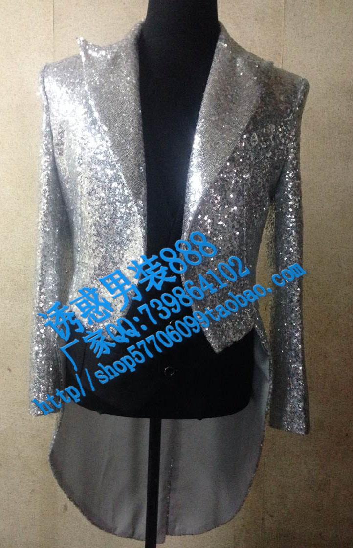 Popular Silver Tuxedo Jacket Buy Cheap Silver Tuxedo