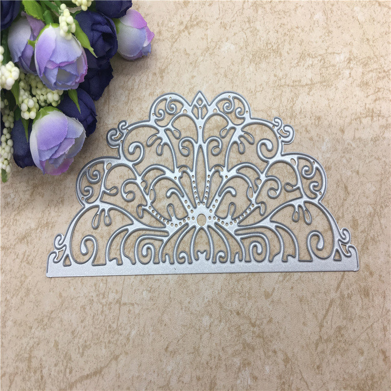 Us 2 6 13 Off Invitation Card Lace Border Metal Cutting Dies For Diy Scrapbooking Card Making Kids Fun Decoration Supplies In Cutting Dies From Home