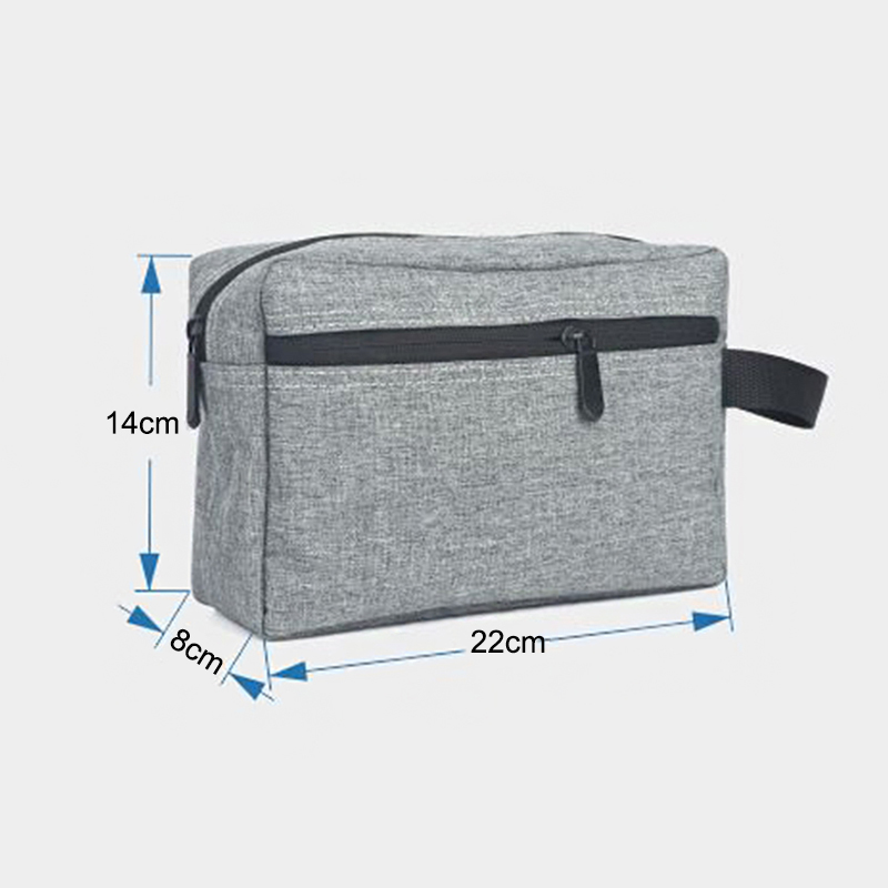 Toiletry Cosmetic Multi-function Travel Organizer Oxford Cloth Storage Bag Water Resistant MUG88