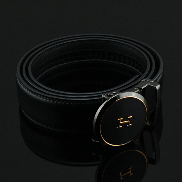 Men's Casual Buckle Strap Belt
