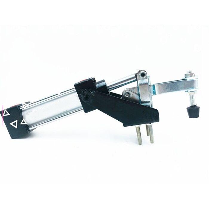 Pince rapide pneumatique 227 KG 500 Lb capacité de maintien 300mm GH12130 LXM