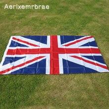 Бесплатная доставка флаг aerlxemrbrae Большой Британский баннер
