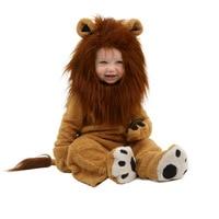 Assolutamente Adorabile Bambino Deluxe Re Degli Animali Leone Simba Perfetto Piccolo Bambino Confortevole E Accogliente Costume di Halloween