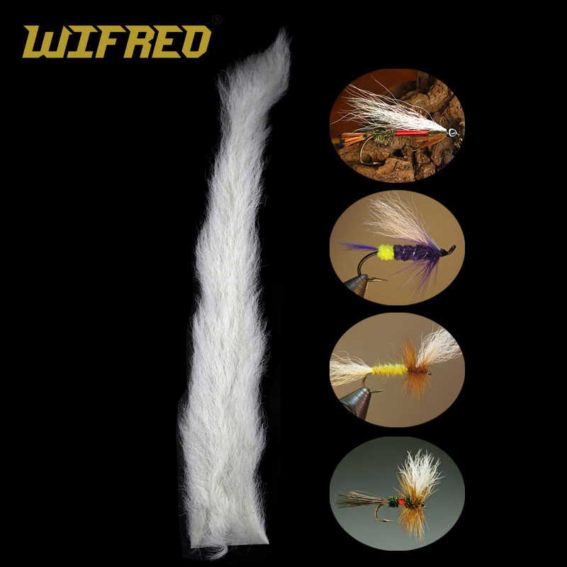 Fibre Kinky Fly Tying Materials Baits Lures Flies Fishing Tools Sporting Goods