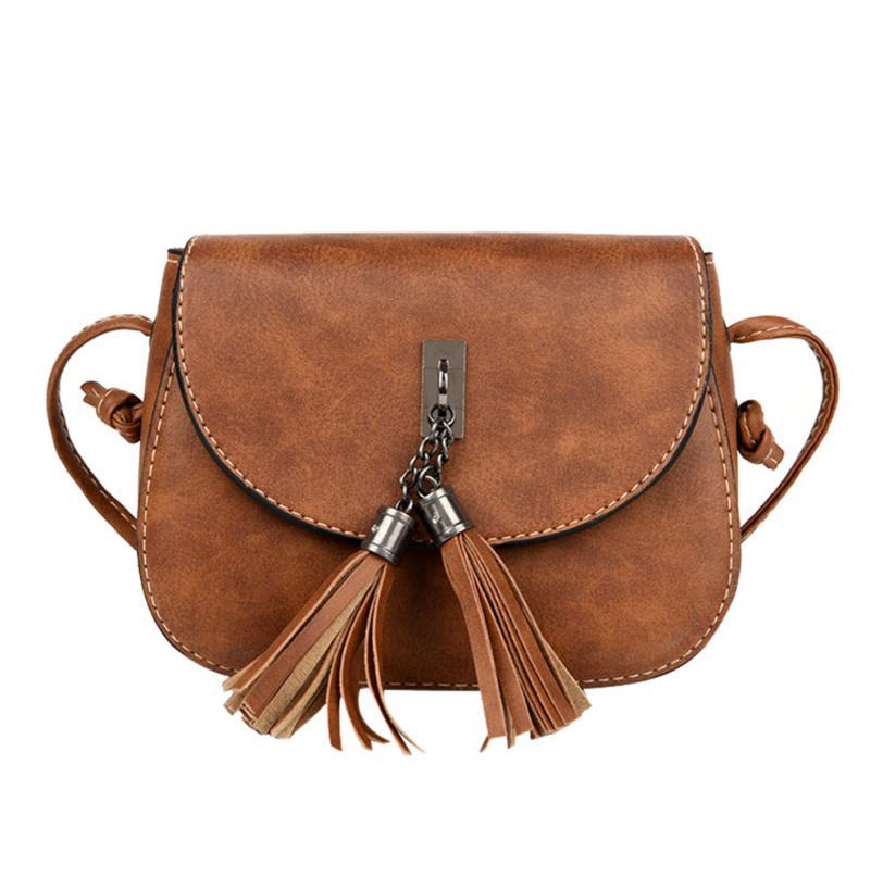 купить 2018 Fashion Chains Bag Women Candy Color Tassel Messenger Bags Female Handbag Small Shoulder Bag Flap Women Bag Bolsa Feminina недорого