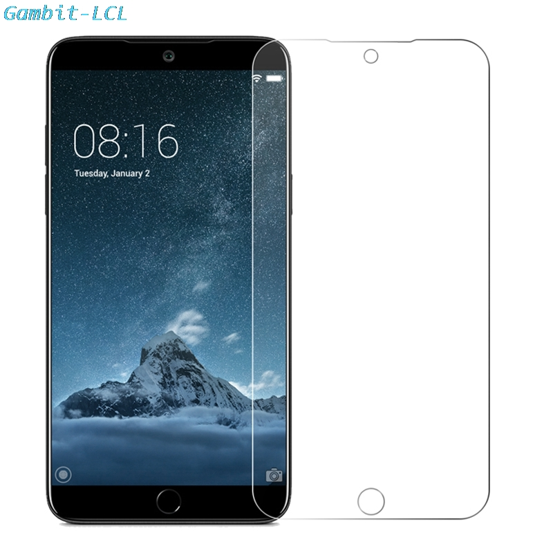 Tempered Glass For Meizu 15 / 15 Lite (M15) Screen Protector 9H 2.5D Phone Protective Screen Protector For Meizu 15LITE Cover