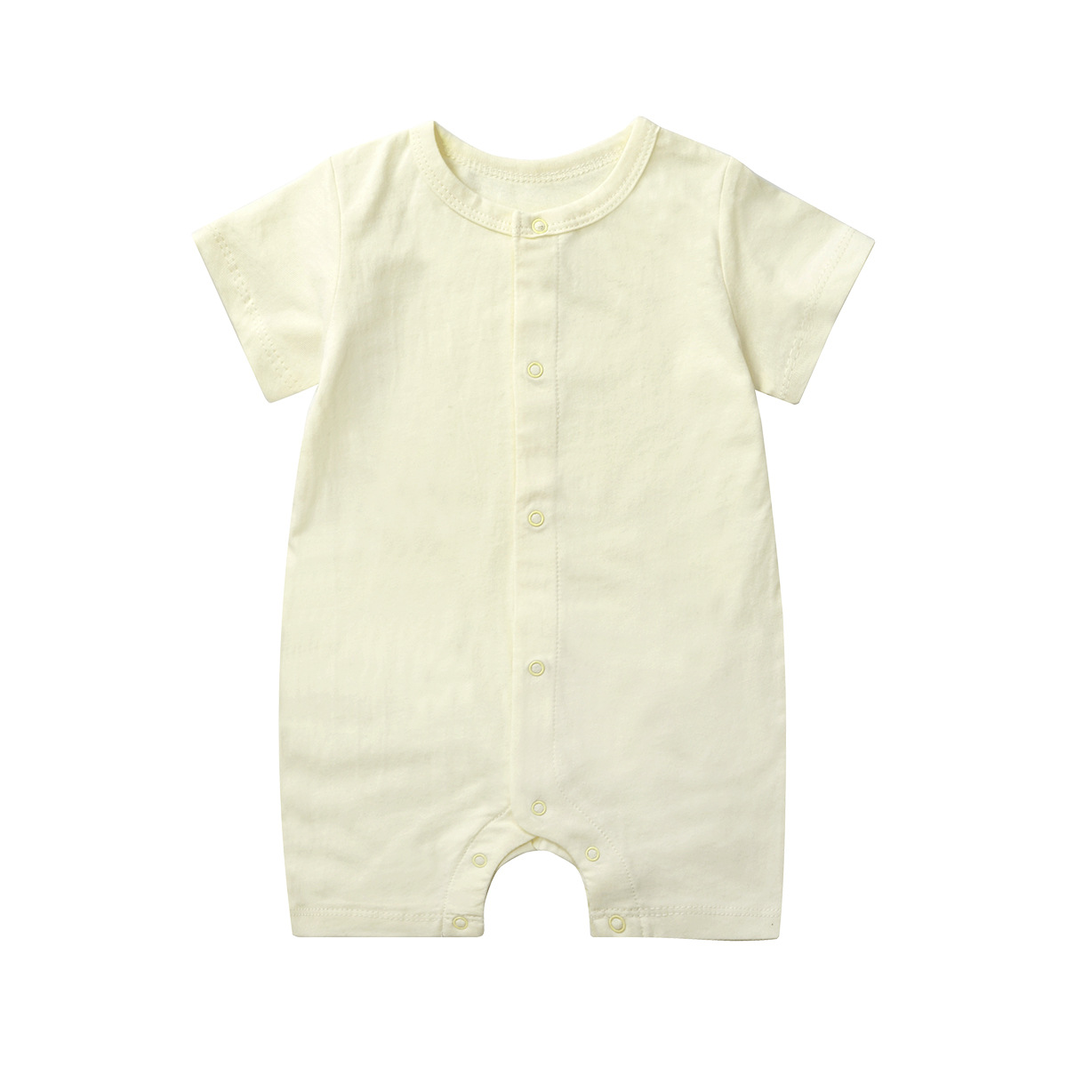 fc798345e 2018 summer Baby Clothing organic cotton baby rompers pure baby girl ...