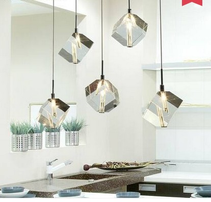 1-8 Heads led Pendant lamp with dining-room lamp stage fashion crystal lighting glass pendant lights SJ47 lo1020 roland sj 540 sj 740 fj 540 fj 740 6 dx4 heads board