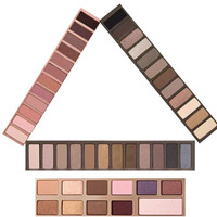 15 16 Colors Natural Eye Shadow Makeup Shimmer Matte Palette Eyeshadow Make Up Cosmetics Set With