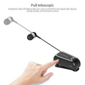 Image 2 - Fineblue V3 מיני אלחוטי נהג סטריאו Bluetooth 4.0 אוזניות נשלף קליפ ריצה אוזניות עבור Smartphone Auriculares