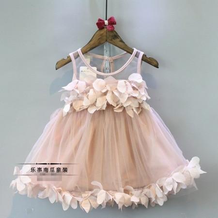 Mädchen Sommer Neue kleider baby 2017 mode spitze Tüll Prinzessin ...