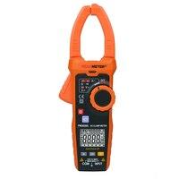 Peakmeter Smart 6000 отсчетов цифрового клещи мультиметр Частота сопротивление ФНЧ Бесконтактный Напряжение непрерывности автоматический