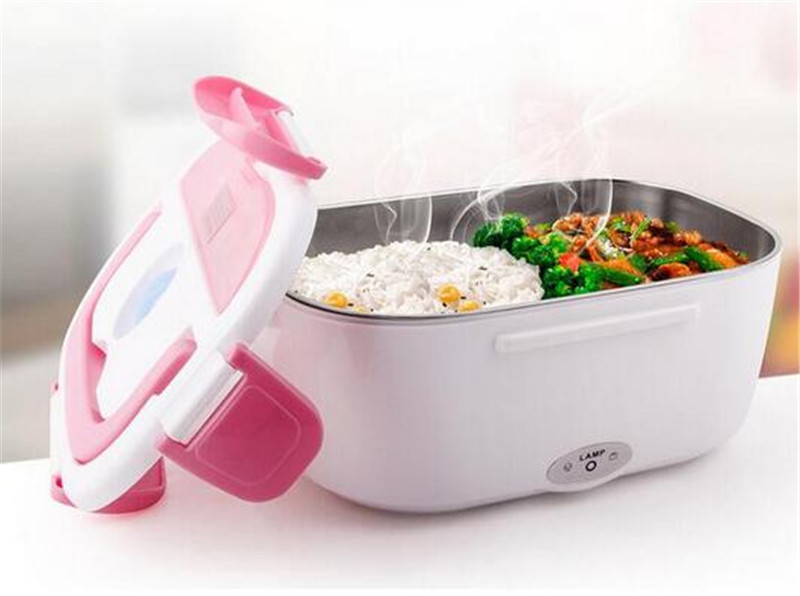 Image result for electric heating lunch box