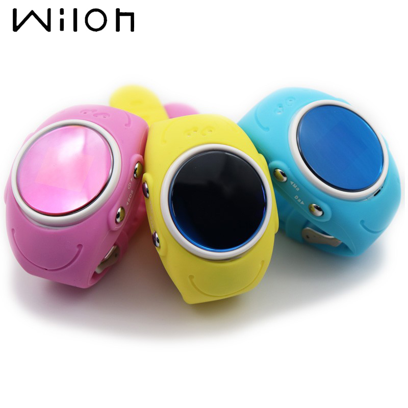 2018 GPS Tracker Watch Kids safe GPS Watches smart Wristwatch SOS Call Locator Tracker Anti Lost Detachable silicone strap Q520S