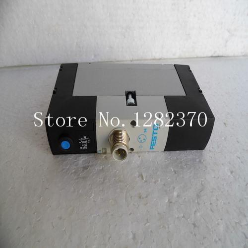все цены на  New original authentic FESTO solenoid valve VSVA-B-M52-MH-A1-1R5L spot 534556  онлайн