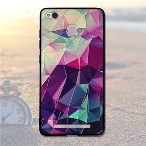 Image 2 - Case For Xiaomi Redmi 3S Case Cover Soft Silicone For Xiaomi Redmi 3S 3X 5.0 Cover Back Case For Xiaomi redmi 3 S 3X 3 Pro Shell