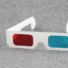 Paper 3D Glasses Red Blue / Cyan 500pcs