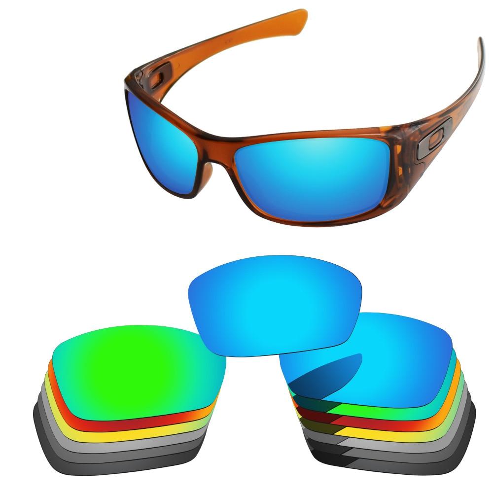 514f6a9103fd7 PapaViva Lentes de Reposição para óculos Hijinx Sunglasses Polarized-Várias  Opções