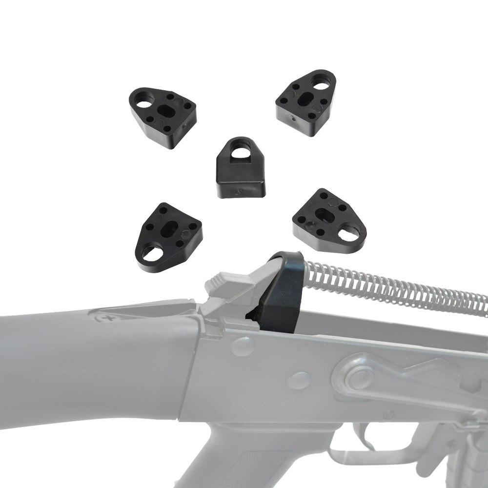 6 Pcs 7.62X39 Recoil Buffer AK 47 Buffer Pad Shock Absorbing Reducer For Tactical AK-47 Saiga Galil Valmet