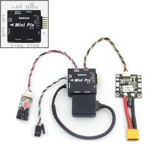 Image 4 - פרו DIY F450 F550 Drone מלא ערכה 2.4 גרם 10CH RC Hexacopter אחיזת גובה GPS PIXHAWK M8N PIX Radiolink מיני Quadcopter שדרוג FPV