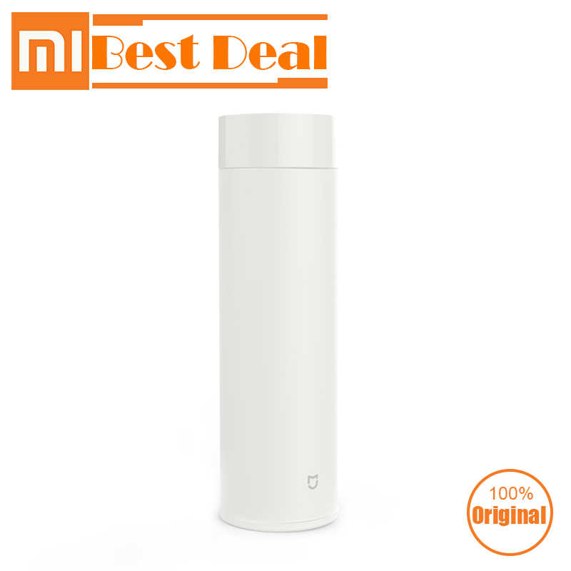 xiaomi Thermos mug bottle 500ML cup Thermal Vacuum flask 12 hours keep warm cold water birthday gift for boy girl friend woman