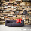 Wallpaper 3d Large Mural Decor Photo Backdrop Photographic HD Outdoor Brick Wall Restaurant Modern Wall Painting