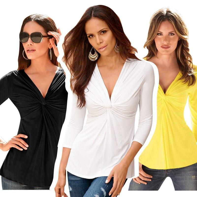 2017 शरद ऋतु मातृत्व टी महिलाओं वी गर्दन गर्दन मातृत्व टी शर्ट आकस्मिक गर्भवती महिलाओं के कपड़े महिलाओं के लिए बनियान