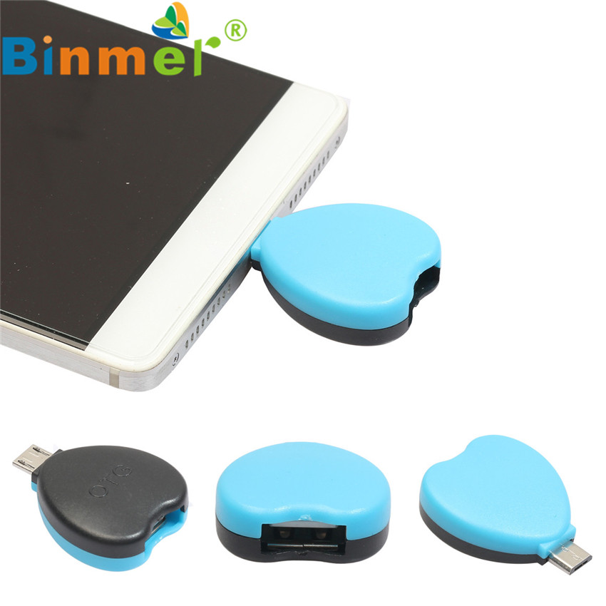 #22 1Pcs/5 Pcs /10 Pcs Micro USB Male to USB 2.0 Adapter OTG Converter For Android Tablet Phone