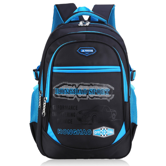 2017 New Children School Bags Alleviate Burdens Unisex Kids Backpack Child Casual Bag Backpacks For Teenage Boys Girls Schoolbag