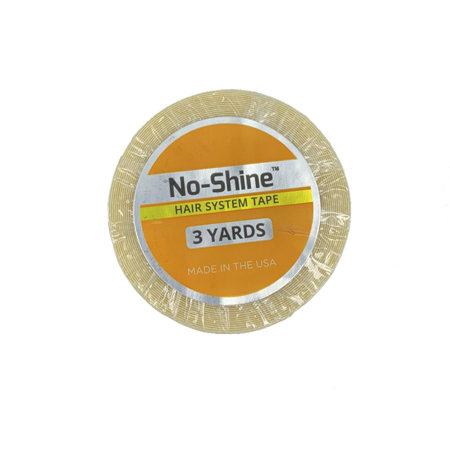 3 yards no shine tape Wholesale Lace front support strong double tape for toupees or wigs