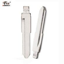 Dandkey High Quality 1pcs Replacement KEY DIY Remotes Folding Flip Key Blade 52# For HU133R HU87 For Suzuki Swift KD Blade