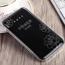 Новая мода ультра-тонкий power bank 8800 мАч usb портативный универсальный водонепроницаемый powerbank внешняя батарея зарядное устройство для iphone xiaomi
