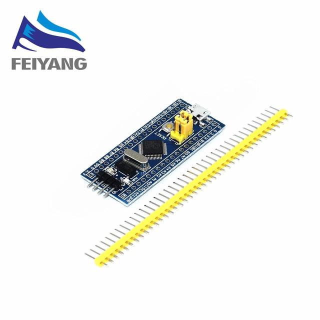 A18 1 шт. samiore робот STM32F103C8T6 ARM STM32 Минимальная Системы развитию Модуль