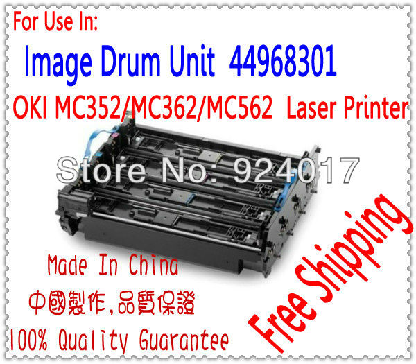 For Okidata Printer MC351DN MC352DN MC361DN MC362DN Drum Unit,For Oki MC351 MC352 MC361 Image Drum Unit,For Oki 44968301 Drum