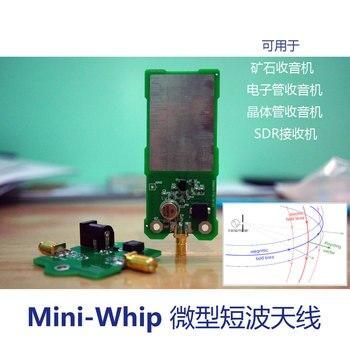Mini-Whip Medium Shortwave SDR Antenna MiniWhip Shortwave Active