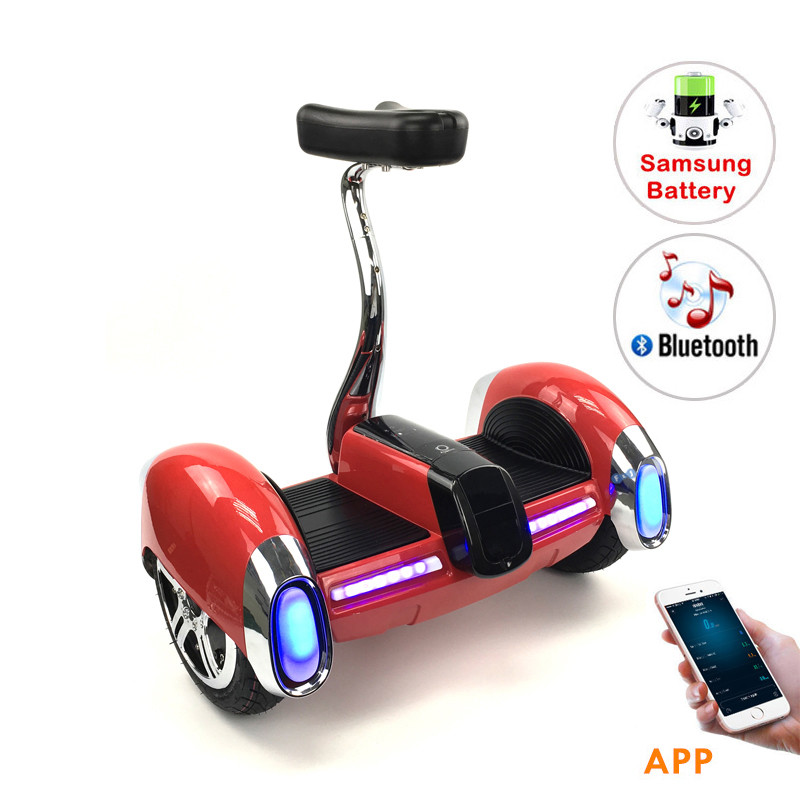 700w powerful balance board 10inch hoverboard skateboard with removable battery