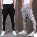 2016 New Men Bandana Pants Sarouel Baggy Tapered Hip Hop Dance Harem Sweatpants Drop Crotch Pant Man Parkour Trousers