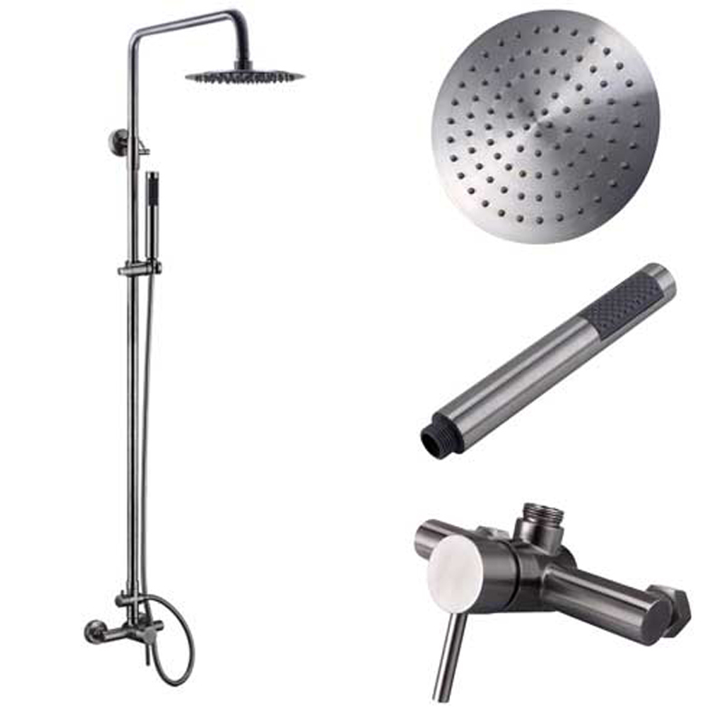 KES X6050B SUS304 Stainless Steel Faucet Showering System Lead Free ...