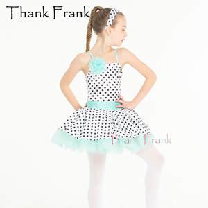 25fe82106 ballet girl printed dress women