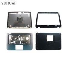 NEW LCD TOP cover For DELL inspiron 14Z 5423 DP/N 0DJ3K8 LCD front bezel/Palmrest Upper/bottom base cover