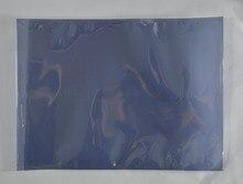17 × 28センチメートルまたは6.69 × 11.02インチアンチ静電気シールドバッグ静電気帯電防止パックバッグ50ピース/バッグ