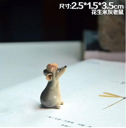 3D Mouse With Peanuts Candle Mold Soap Mould Flexible Silicone Handmade Mold Soap Mold Animal