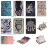 New Animal Cartoon Case For Samsung Galaxy Tab 4 T230 PU Leather Tablet Stand Cases With