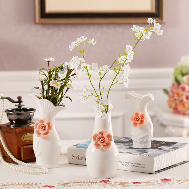 Bottle Decoration Minimalist Living Room European Style Small Bottles Of  Household Goods Interpolation Marriage Gifts