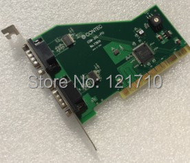 Industrial equipment contec card COM-2CL-PCI NO.7361A Non-isolated RS-232C 2ch Serial I/O board