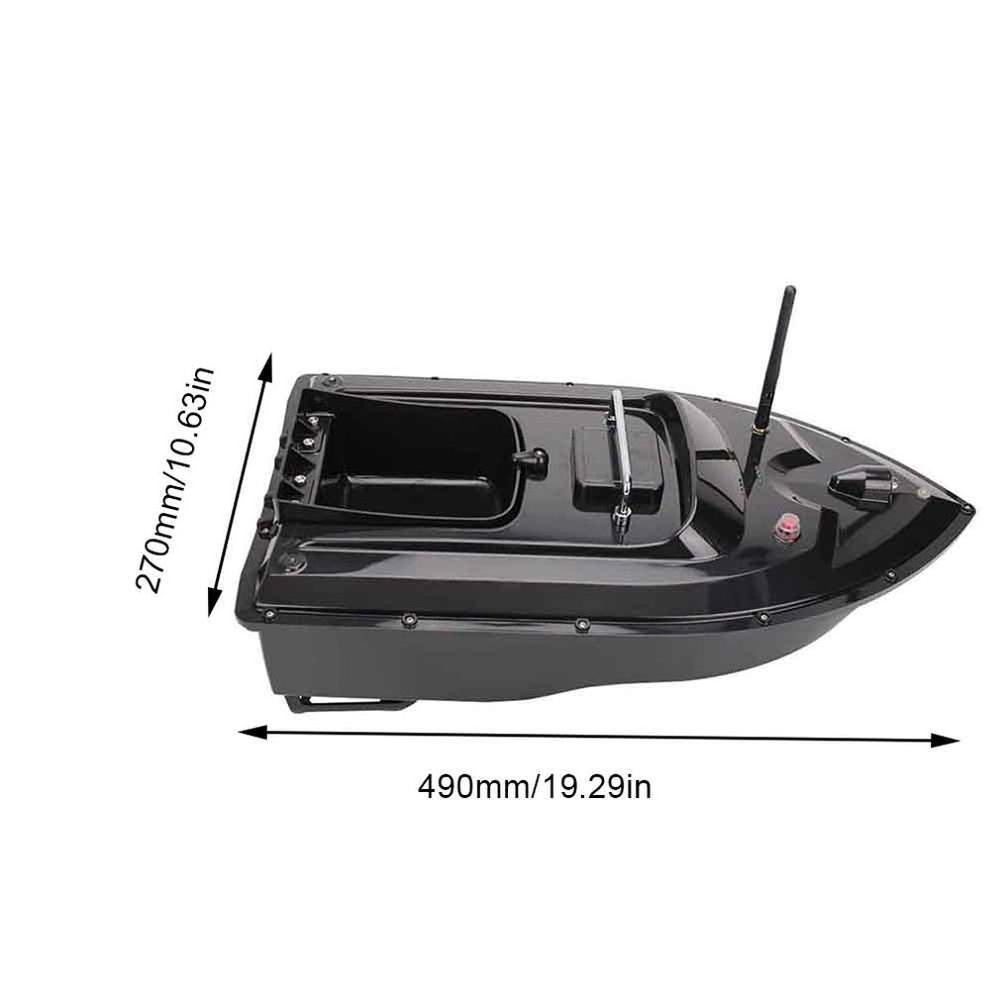 500m rc Angeln Köder Boot RC Fisch Finder Rudern Nesting Schiff Haken Boot Automatische Einzelnen Lager Schnellboot Spielzeug EU /US/UK Stecker - 6