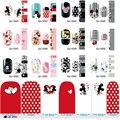 14 Советы Nail Art Советы Наклейки Hello Kitty Милый Мультфильм 2016 полное Покрытие Nail Art Декорация 3D Водонепроницаемый Ногтей Дизайн Дети Безопасный